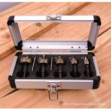 Outils matériel 5PCS HSS Holesaw Set Hand OEM Accessoires