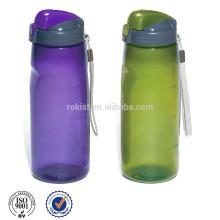 Kunststoff Sportflasche mit Schraubverschluss