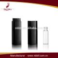 Novo frasco de spray de perfume quadrado de alumínio