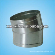 Stainless Steel Press fittings 15 Degree Duct Bend