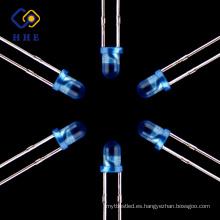 Productos calientes para vender en línea Diodos LED de 3 mm redondos y difusores redondos