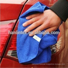 Polyester-Polyamid-Mikrofasertücher für Autopflege, Autowaschanlage