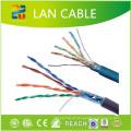 Cabo da rede do cabo CAT6 de quatro pares LAN
