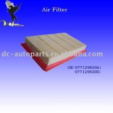 Filtro de ar preliminar de Audi