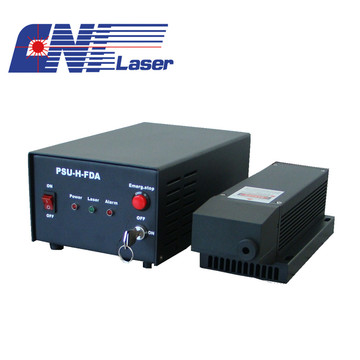 Laser DPSS UV de Pluse Q-swiched 355nm