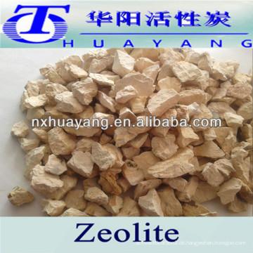 Granulierter Zeolith Stein / ZEOLITE Hersteller