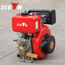 BISON(CHINA)Factory Direct Sale Air Cooled Diesel Engine 2hp