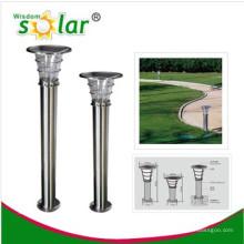 Exclusivo farol CE solar luzes para iluminação de jardim, solar para iluminação de jardim/pátio/Parque/vedação