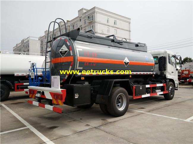 Glacial Acetic Acid Tank Trucks
