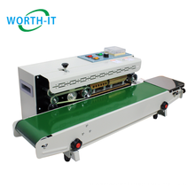 Hot selling automatic sealing machine continuous auto band sealer