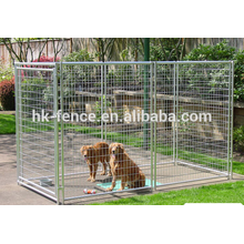 hot-dipped galvanized welded wire mesh dog kennel