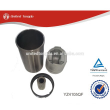 Piston cylinder liner kit for JAC/FOTON trucks, YZ4105QF