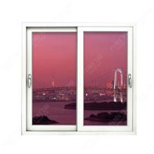 Les produits les plus récents à prix direct usine personnalisent la fenêtre en verre teinté coulissant en PVC