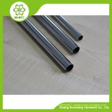 chromed curtain rod , shower curtain rod , curtain tube , curtain pipe