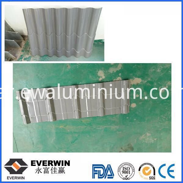 color coated aluminum coil for roof tile