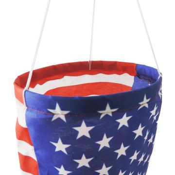 Custom American Polyester National Flag Wind Sock Windsock