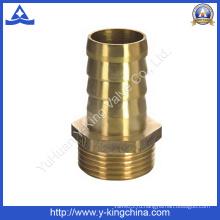 Резьбовая муфта для наружной резьбы для шлангового соединителя (YD-6037)