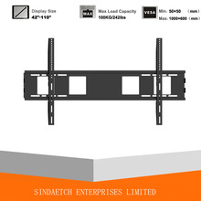 Big Size TV Wall Mount/ TV Bracket Vesa: 1200*600mm