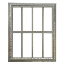 Safe Stainless Steel Window Grill Design
