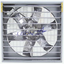 50'' wall mounted centrifugal shutter type exhaust fan