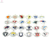 Wholesale high quality custom made 32 nfl teams charms jewelry