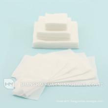 Medical absorbent cotton gauze pad,gauze swab,gauze sponge