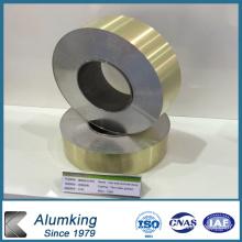 Bobine en aluminium pour tirettes