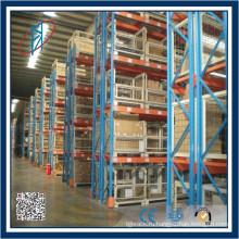 Выборочная регулируемая система хранения поддонов для тяжелых грузов