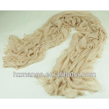 2016 Fashion Solid color Long infinity Modal Scarf