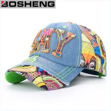 Sombrero de Hip Hop del panel de la impresión 6 de Muliticor de la manera