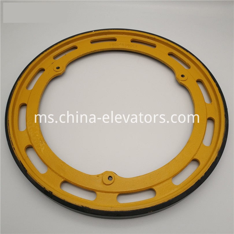 Friction Wheel for Schindler 9300AE Escalators 50626951