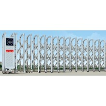 Automatic Electric Sliding Retractable Gate