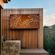 Metal Garden Wall Screens