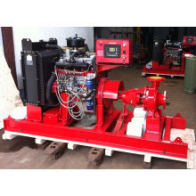 Diesel Fire Fighting Water Pump Unit
