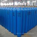 Low Price 2L-80L Seamless Steel Oxygen/Nitrogen/Argon/CO2 Industrial Gas Cylinder