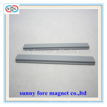 step shape gray epoxy special shape magnet motor