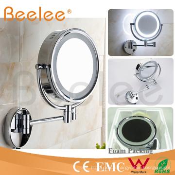 Salle de bains miroir LED, miroir de salle de bain avec LED