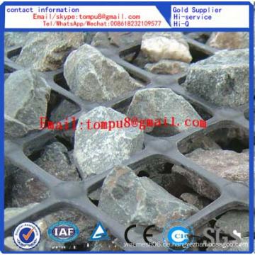 Geogrid für Kohlenbergwerk (kann besonders angefertigt werden)