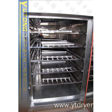 Ampoule Bottles Double Door Sterilizer Oven
