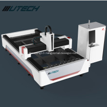 Fiber Laser metal cutting machine for stainless steel