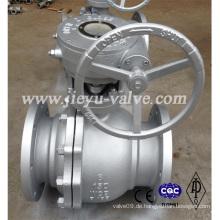 Carbon Steel Kugelhähne Full Port Flansch End Klasse 150 Wcb Design