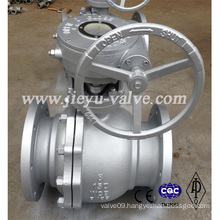 Carbon Steel Ball Valves Full Port Flange End Class 150 Wcb Design