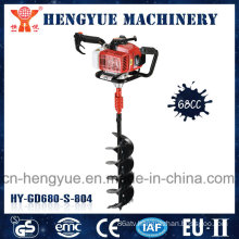 Great Gasoline Tank Post Hole Digger