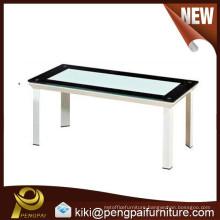 Black modern coffe tea table office furniture