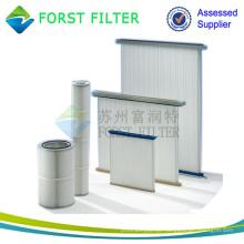 FORST Versorgung komprimiert High Efficiency Runde Hepa Luftfilter