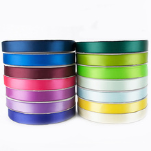 Cheap Custom Cheap Color Polyester Printing Webbing Tape Satin Ribbon