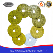 100mm Wet Polishing Pad with Very Lower Price