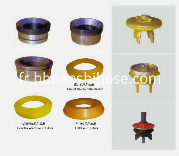 Mud Pump Valve Body and Seat