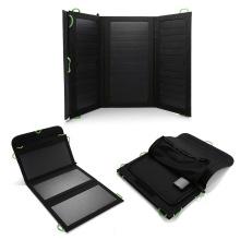 ECEEN mini USB 20W chargeur de panneau solaire portable cellule cellulaire