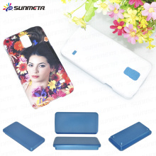 FREESUB Sublimación de transferencia de calor 3D Phone Case Mold